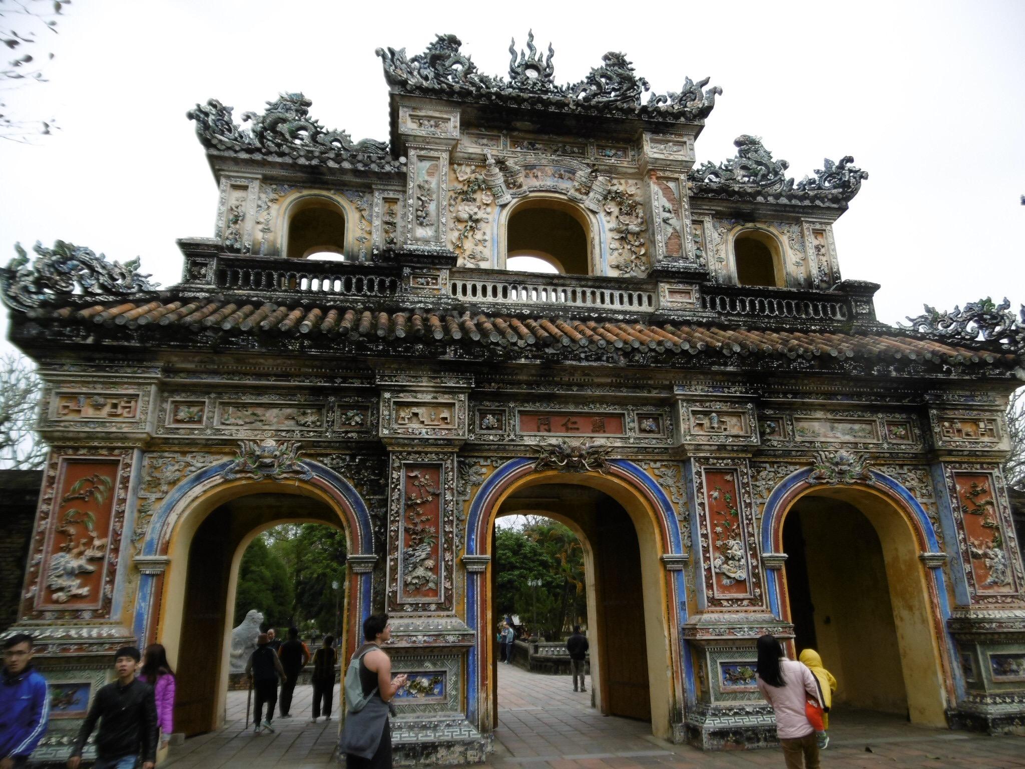 Hue's Forbidden City