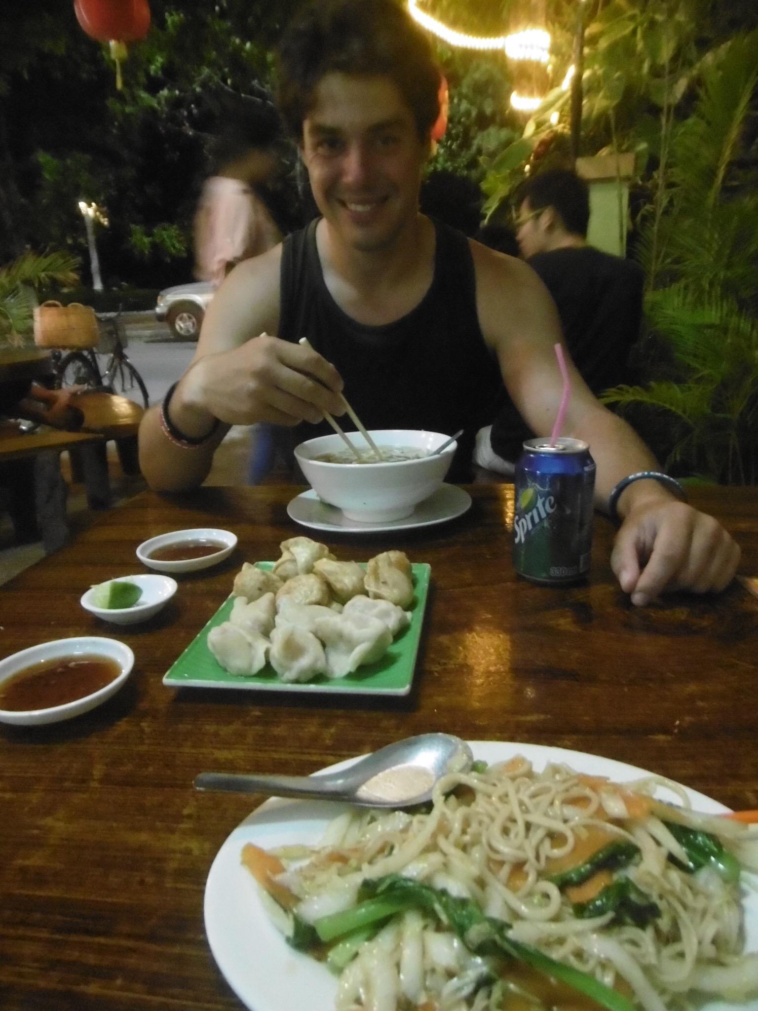 Ecram's Noodles and Dumplings, Kampot