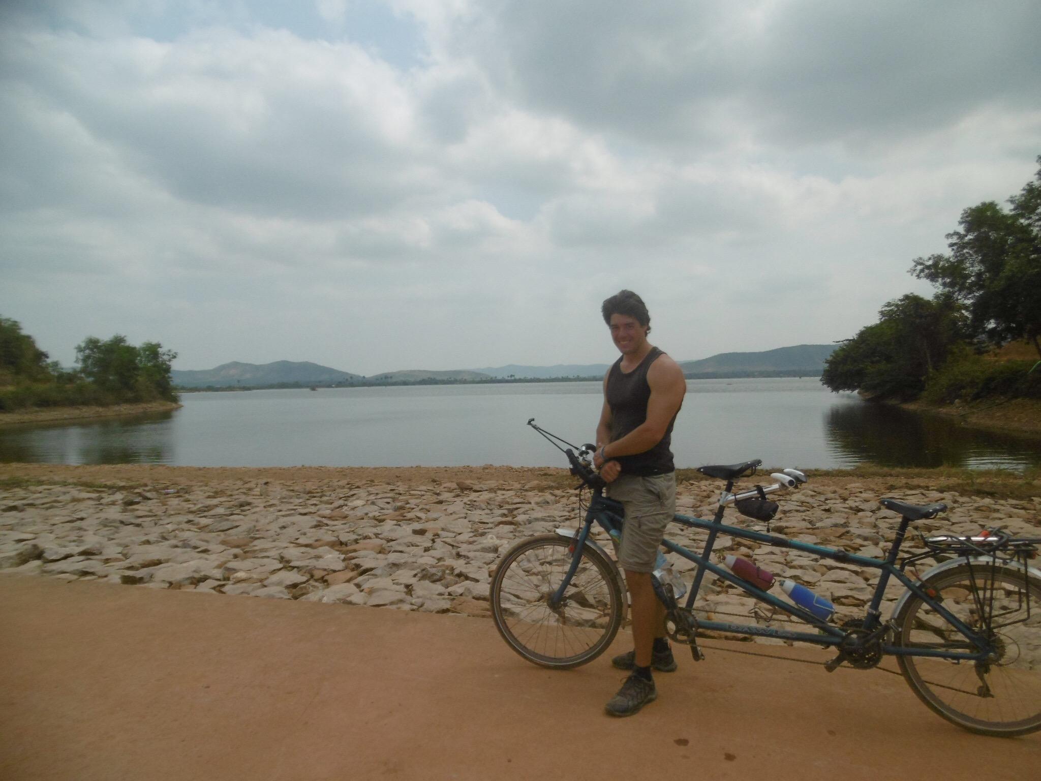 The Secret Lake, Kampot